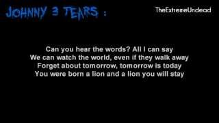 Hollywood Undead - Lion [Lyrics]