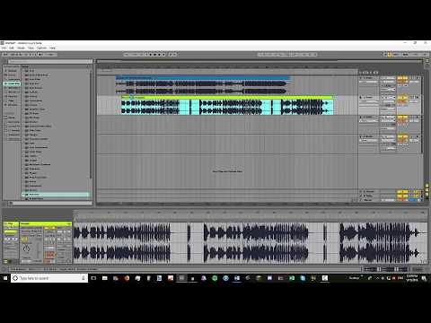 How To Make A Two Song Mashup In Ableton