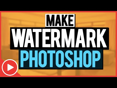 How To Make A Watermark In Photoshop (Step-By-Step Easily)