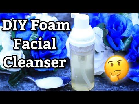 DIY Rose Foam Facial Cleanser | Doterra Essential Oils