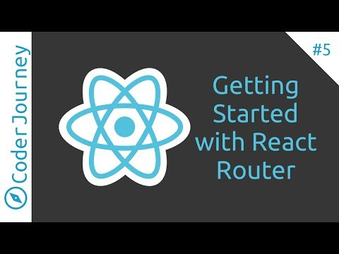 Get Started Using React Router