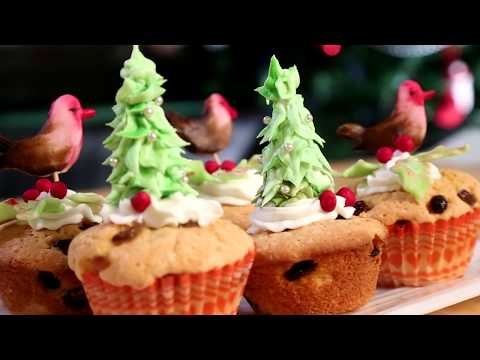 How to make Muffins | Mallika Joseph Food Tube