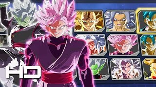 Review : New DLC v1 0 4 with Addon Character Mod Dragonball
