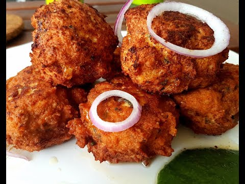 Best Keto Recipes I Deep Fried Keto Tandoori Chicken Meatballs I Low Carb Tandoori Meatballs
