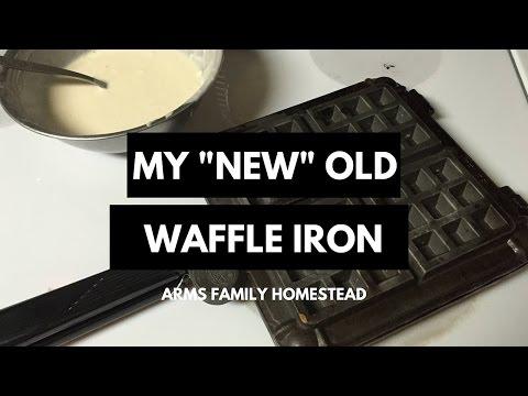 Nordic Ware Waffle Iron