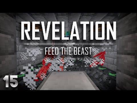 FTB Revelation EP15 Wither Skeleton Skull Farm