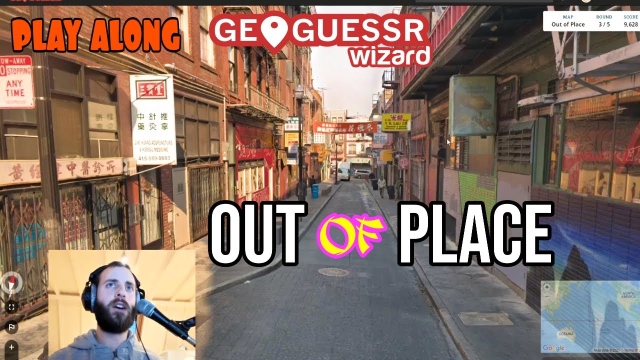 """Tricky and Misleading: """"Out Of Place"""" (Custom Map) [PLAY ALONG]"""
