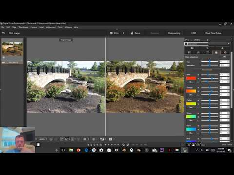 Canon Rebel EOS software Digital Photo Professional 4 Tutorial and demo