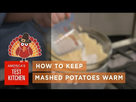How to Reheat Mashed Potatoes | Use a Crock Pot and Other Ways to Keep Mashed Potatoes Warm