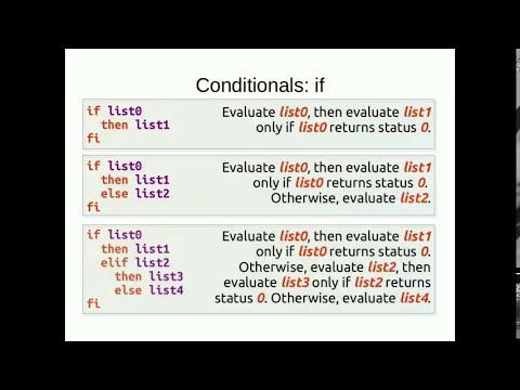 Concise GNU Bash: An Introduction to Advanced Usage - James Panacciulli @ LinuxFest Northwest 2017