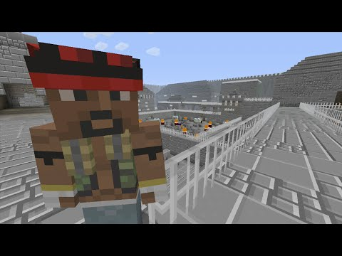 Minecraft (Xbox 360) - Breakout - Hunger Games