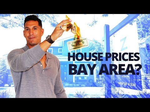 House Prices In The Bay Area (Sillicon Valley)