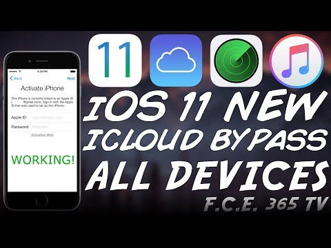 How to Bypass iCloud Activation FULLY On Any iPhone / iPad (iOS 11) With Proofs