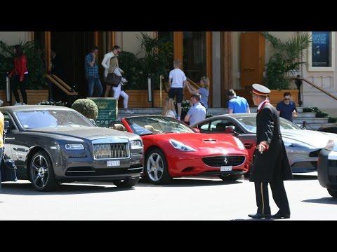 Supercars Côte d'Azur 2015 (Monaco, Cannes, Nice)