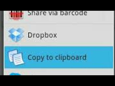 where is clipboard in mobile...By.Sarthak's Help