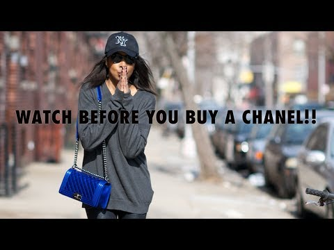 HOW TO BUY A CHANEL BAG AND NOT PAY RETAIL