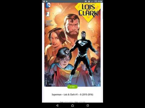 How To Download Comics FOR FREE!!! On Android
