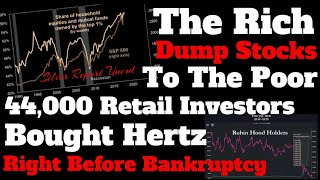 Hertz Files For Bankruptcy Right After 44,000 Retail Investors Bought The Dip, The Rich Dump Stocks