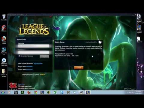 How to Change League of Legends Music - Champion Select, and Login Screen