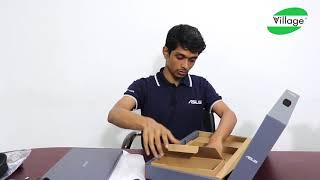 ASUS Laptop review   VivoBook S15 S510UQ Laptop Unboxing & Review by Computer Village in Bengali!!