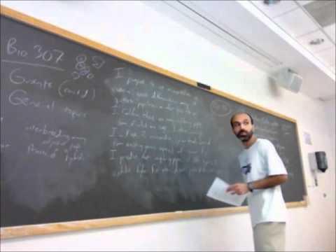 Duke University Bio307 Grad School 101