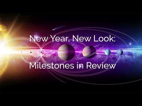 ScienceCasts: Milestones In Review