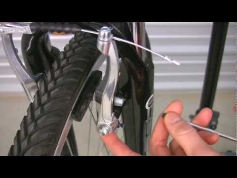 Linear Brakes - Basic Adjustment - by Northrock Bikes