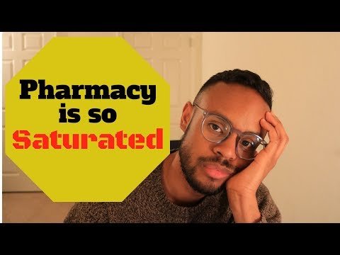 Is Pharmacy Saturated?