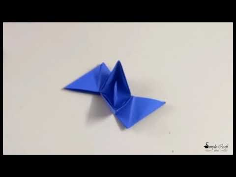 How To Make Paper Flying Boat |  Wings Boat? Paper folding craft