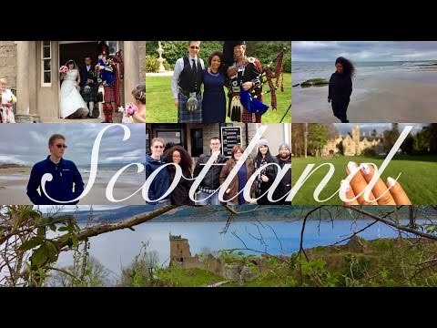We Went to Scotland! | UK Vlog