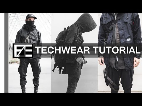 How to | Techwear