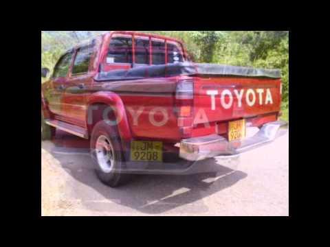Toyota Hilux Double cab for Sale in Sri lanka - www.ADZking.lk