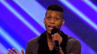 Lascel Woods Audition  The X Factor 2011 Full Version