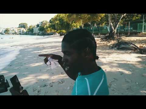 Beaches of Barbados What It's Like Driving In Barbados!  Tour Around Rihanna's House Drone Footage