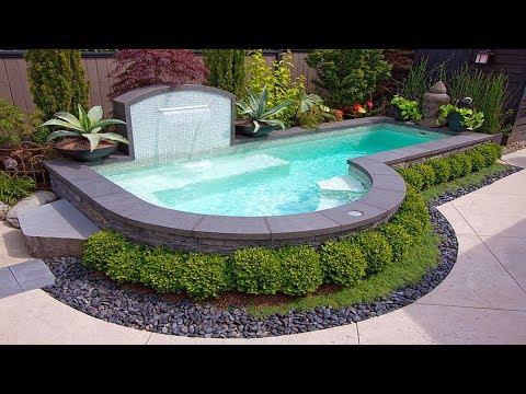Small Designs Backyard Pool Landscaping Ideas