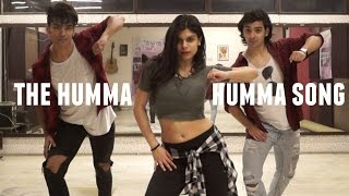 The Humma Song Dance Routine | OK Jaanu Movie | Anmol & Mohit Choreography