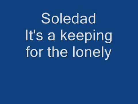 Soledad by Westlife (s)