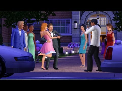 How to: Teen pregnancy & marry on The Sims 3 (MOD)