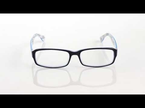 Unisex full frame acetate glasses - CP6082 | Firmoo.com