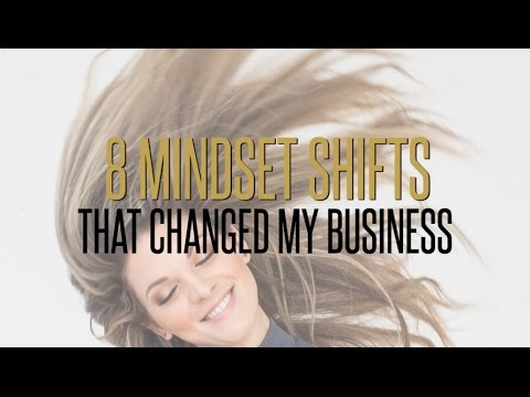 Mindset Shifts That Will Change Your Business