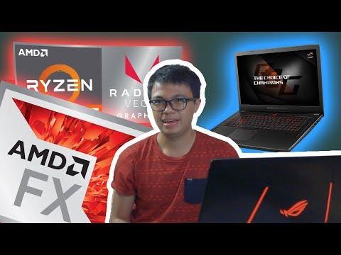 Panduan Anti #SALAHBELI Processor Laptop AMD! - 2018
