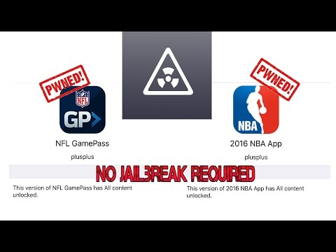 Free NFL / NBA Premium Sport Accounts iOS Apps ++ Any Carrier no blackouts