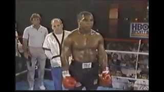 Mike Tyson vs Jose Ribalta Highlights