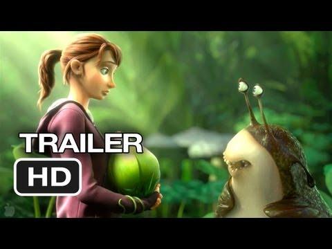 Epic Official Trailer #1 (2013) Amanda Seyfried, Beyoncé Animated Movie HD
