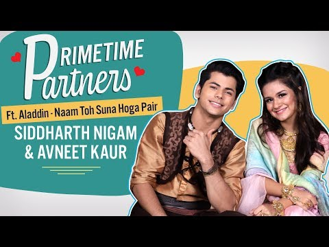 Xxx Mp4 Siddharth Nigam And Avneet Kaur Reveal Their Co Star's Secret PrimeTime Partners 3gp Sex