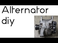 How to Remove the Alternator on a Porsche Boxster