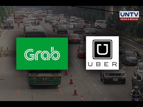 Kalidad ng serbisyo ng Grab sa PH, bumaba matapos ang merger sa Uber - PCC