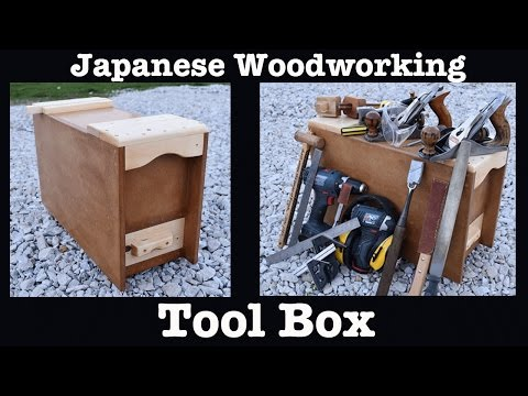 How to Build a Japanese Woodworking Toolbox for Beginners