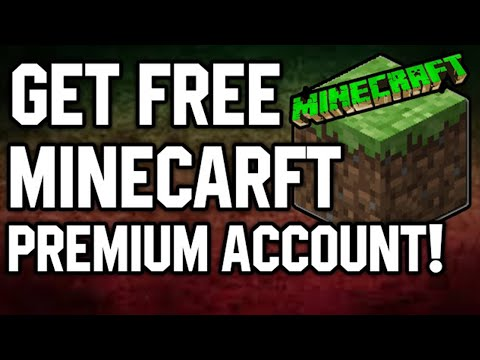 Minecraft Premium Account - How To Get Minecraft Premium Account For Free 2016