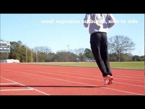 explosive leg workout